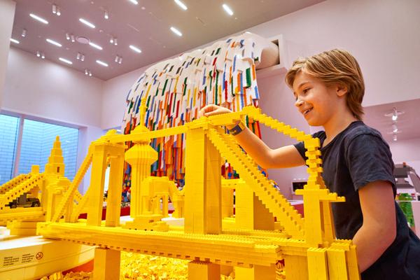 About LEGO House - LEGOLAND® Holidays